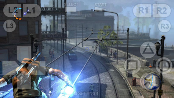 Infamous 2 Android